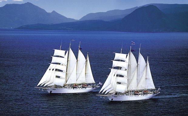 Star Flyer und Star Clipper / © Star Clippers