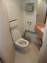 Wellnessbereich - Damenumkleide - WC