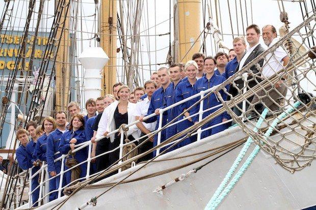 Aida Segelschulschiff Lissi / © AIDA Cruises