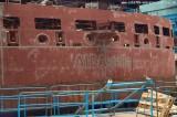 AIDAstella im Baudock der Meyer Werft 10