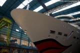 AIDAstella im Baudock der Meyer Werft 5