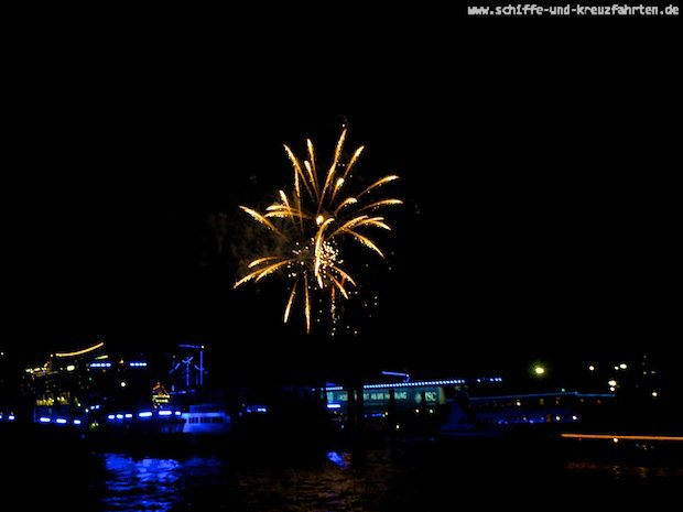 Auslaufparade Hamburg Cruise Days 2012 8