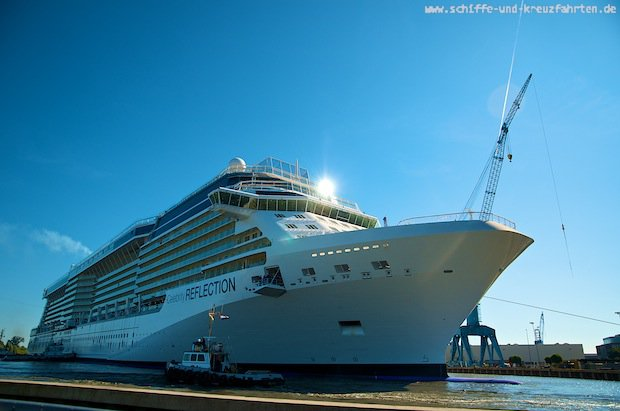 P&O Cruises Floats Azura in Italy - Cruise Critic