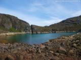 Kleiner Fjord in Paamiut 2