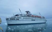MS Delphin Reisebericht Grönland & Island 2012: Ilulissat & Eqip Sermia Gletscher
