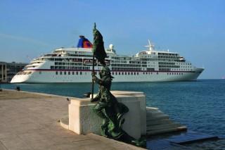 MS Eurropa in Triest / © Hapag-Lloyd Cruises