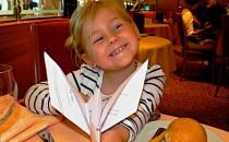 MSC Kreuzfahrten Kinderessen: Happy Dinner und Fun Time Dinner