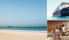 Erstanlauf: Mein Schiff 2 in Dubai angekommen