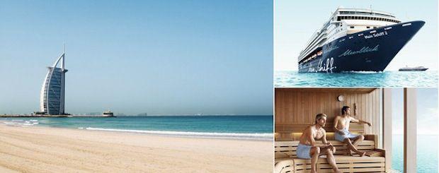 Mein Schiff 2 - Dubai / © TUI Cruises