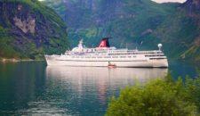 Princess Daphne festgesetzt: Passagiere gehen Nachhause