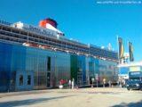 Queen Mary 2 von Southampton nach Hamburg - Stefan S. 3