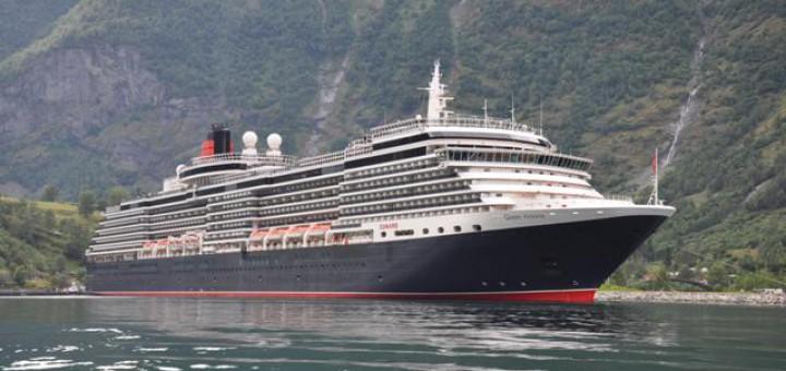 Queen Victoria startet ihre Weltreise 2016 in Hamburg