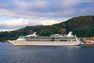 Vision of the Seas in Bergen