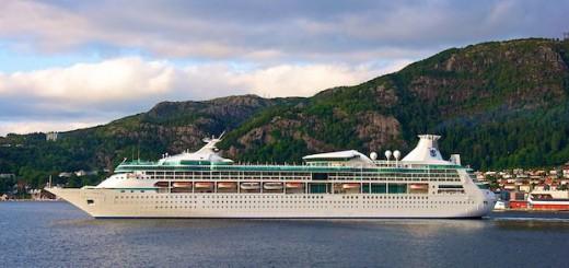 Vision of the Seas in Bergen