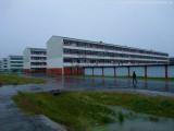 Wohnblocks in Nuuk