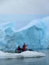 Zodiactour im Ilulissat  Eisfjord (124)