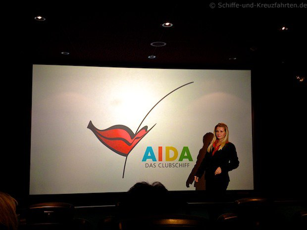 AIDA Cruises 4D Kino - Cinemar