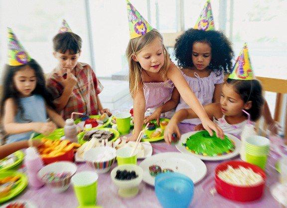 AIDA Kindergeburtstag / ©  AIDA Cruises