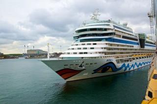 AIDAblu - Flottentreffen in Kopenhagen mit AIDAsol und AIDAblu 29