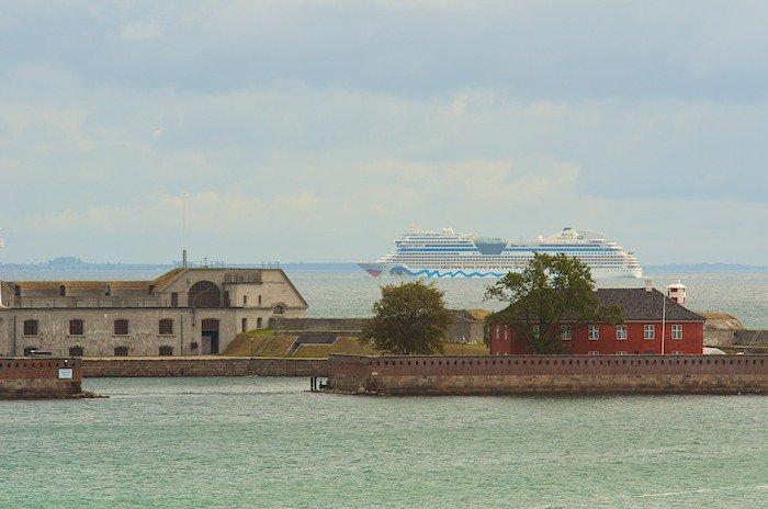 AIDAblu - Flottentreffen in Kopenhagen mit AIDAsol und AIDAblu 3