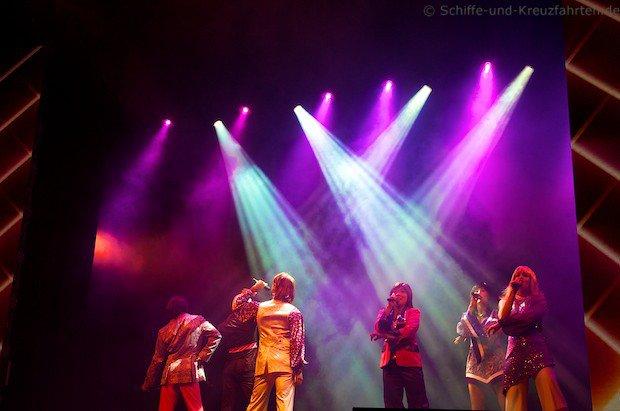 Dancing Queen - Die ABBA-Show an Bord von AIDAsol