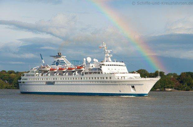 MS Delphin letzter Deutschlandbesuch in Hamburg 2012 4