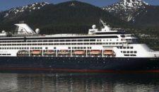 Holland America Line muss weitere Kreuzfahrt der MS Veendam absagen