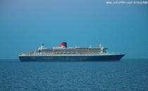 Mann über Bord: Queen Mary vermisst Besatzungsmitglied