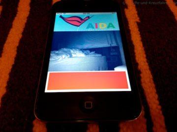 AIDA Babyphone mit Kamera / iPod