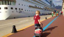 AIDAstella wurde umgeroutet: La Palma statt Arrecife