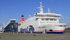 MS Trelleborg: Schiffsbesichtigung jeden Dienstag und Freitag im Rostocker Hafen