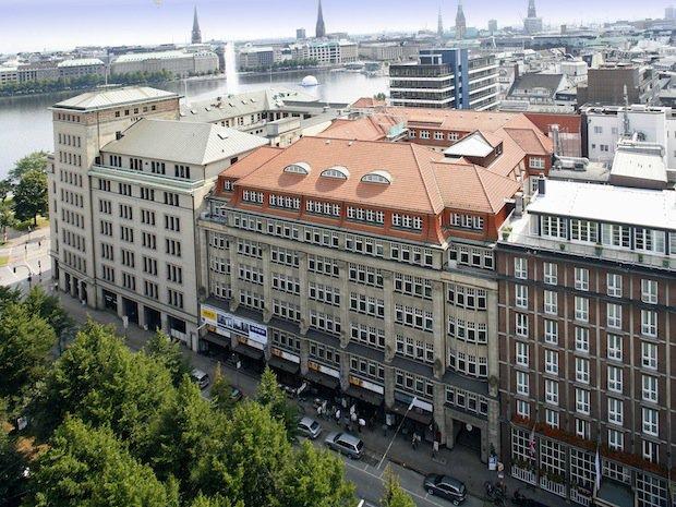 Verband Deutscher Reeder in Hamburg / © VDR