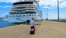 Carnival plant Kreuzfahrt-Terminal in Las Palmas auf den Kanaren