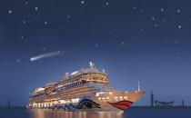 Nikolausgeschenke für Passagiere der AIDAstella Jungfernfahrt