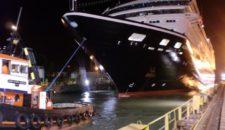Azamara Quest frisch aus der Werft mit neuer Farbe