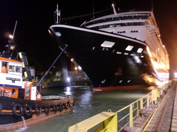 Azamara Quest im Trockendock / © Azamara Club Cruises