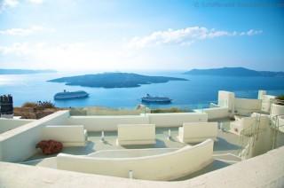 Santorin - eine der schönsten Inseln in Griechenland