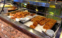 Costa Fascinosa: Frühstücksbuffet im Tulipano Nero
