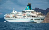 MS Artania: 28 Nächte Madeira, Kanaren, Kapverden ab / bis Genua