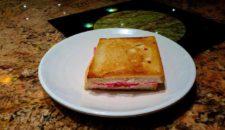 Costa Fascinosa: Sandwiches im Tulipano Nero