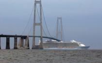 Allure of the Seas mit Azipod-Problemen: kürzere Liegezeiten