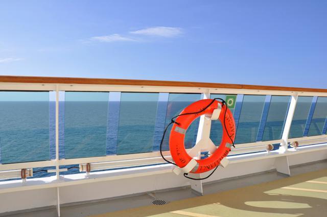 Brilliance of the Seas - Rettungsring