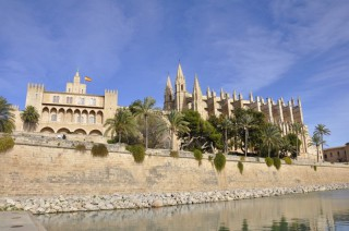MS Delphin Reisebericht Mittelmeer 2012: Palma de Mallorca