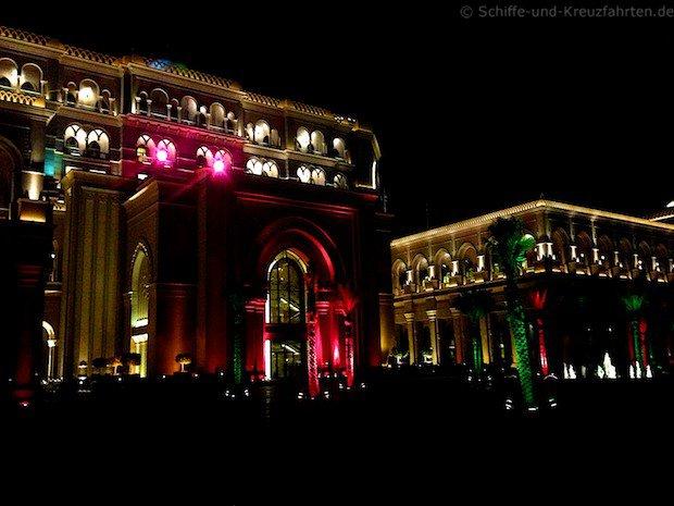 Emirates Palace - Abu Dhabi 1