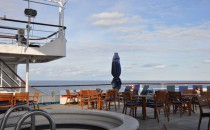 MS Delphin Reisebericht Mittelmeer 2012: Seetag