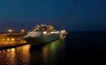 Deutscher Tourist stürzt von Costa Classica ins Meer