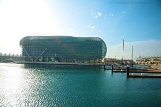 Mein Schiff 2 - Formel 1 Abu Dhabi - YAS Rennstrecke 38