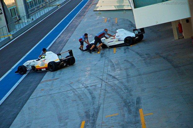 Mein Schiff 2 - Formel 1 Abu Dhabi - YAS Rennstrecke