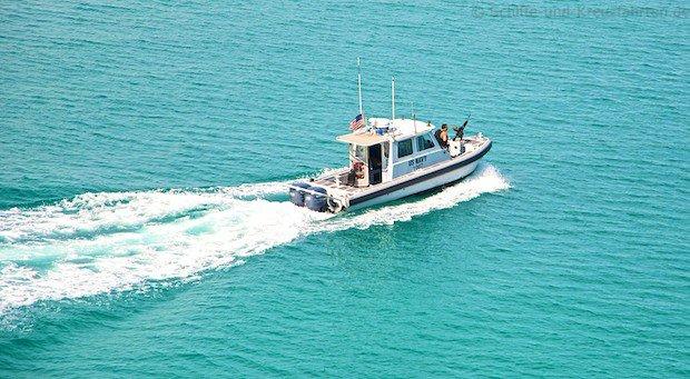 Mein Schiff 2 - US Navy in Bahrain 1