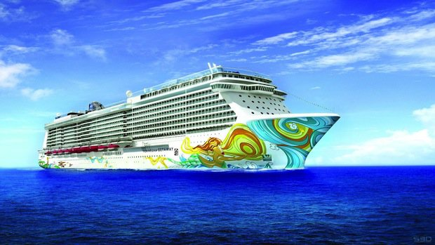 Norwegian Getaway / © Norwegian Cruis Line